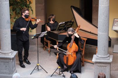 La Basílica de San Juan acoge el XVI Festival de Música Religiosa de Canarias con el primer concierto en el municipio