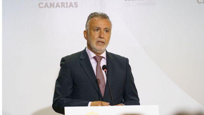 Torres destaca los buenos datos de la reducción del paro en Canarias en agosto pese a la quinta ola de la pandemia