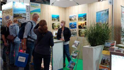 La Gomera, único destino español presente en feria TourNatur de turismo activo