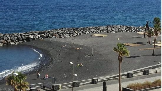 Candelaria decreta el cierre cautelar de todas sus playas