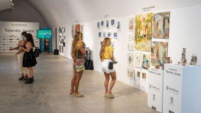 Merkarte_Expo en Gira muestra en San Miguel 200 obras de jóvenes artistas