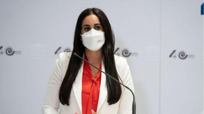 """Espino a Rodríguez: """"Los canarios no tenemos por qué pagar los sondeos electorales del Pacto de las Flores"""""""