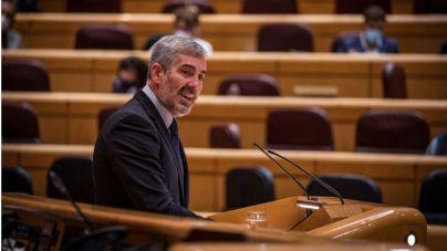 """Clavijo: Aena pretende cobrar """"dos euros por cada euro de venta"""" en los aeropuertos"""