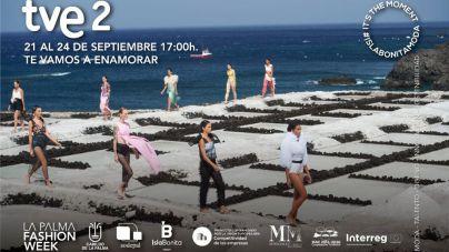 La Palma Fashion Week se retransmitirá a través de TVE durante el mes de septiembre