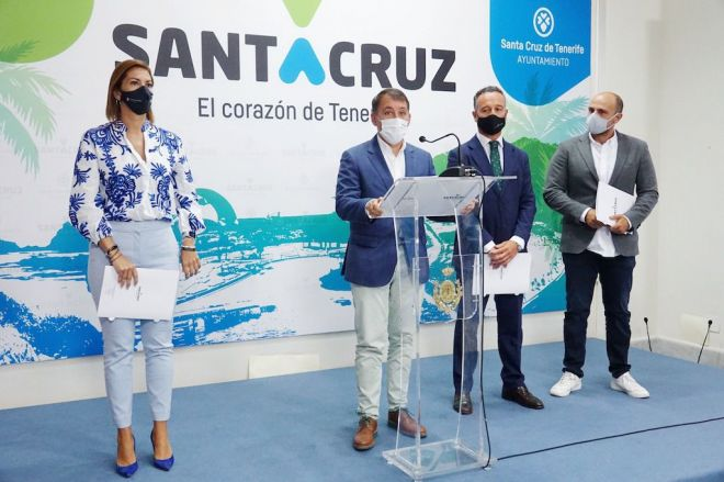 Santa Cruz moviliza 600.000 euros para la recuperación del turismo hasta fin de año