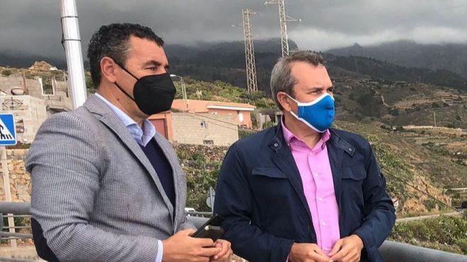 El PP avisa de que peleará por mantener las compensaciones que recibe Arico por el PIRS