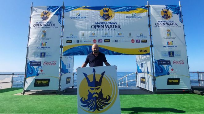 Maspalomas Open Water celebra este sábado su X edición