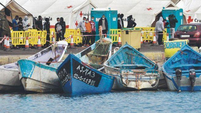 Más de 11.000 migrantes han llegado a Canarias de manera irregular en lo que va de año