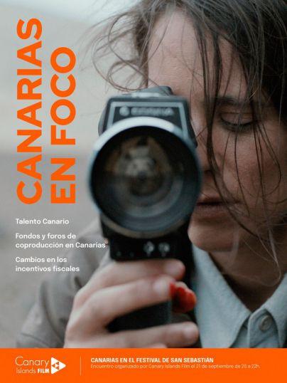 Canary Islands Film promociona la industria local en el Festival de Cine de San Sebastián