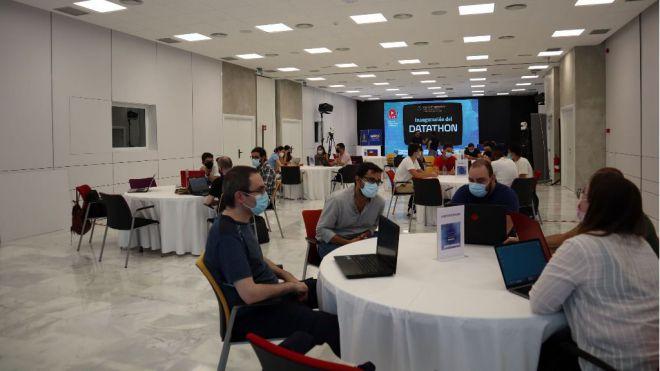 El Cabildo de Gran Canaria inaugura el Datathon sobre turismo con 371 participantes