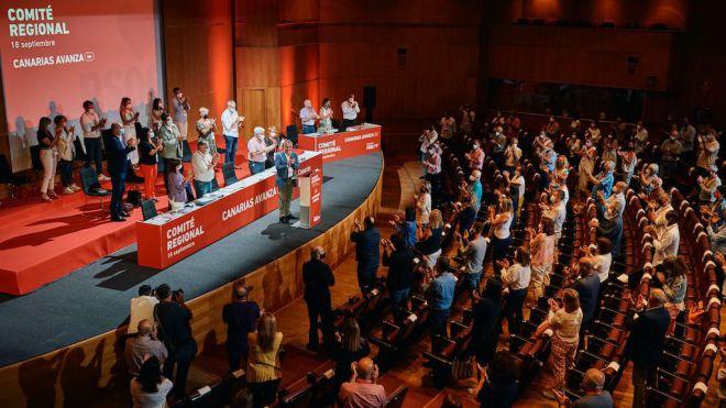 Ángel Víctor Torres anuncia su candidatura a la reelección como Secretario General socialista