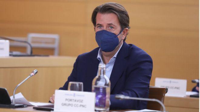 CC-PNC reclama al Gobierno de España la construcción de la nueva terminal del Aeropuerto del Sur