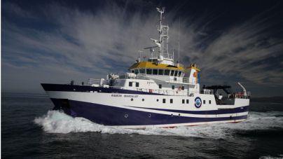 El IEO-CSIC desplaza un buque a La Palma para estudiar los efectos de las coladas en el ecosistema