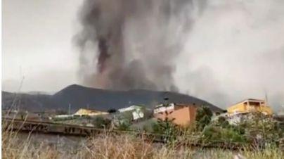 El volcán entra en 'zona de estabilidad', con coladas más lentas, cuatro bocas activas y solo una fisura