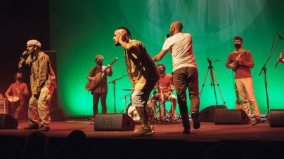 Proyecto ANTI presenta en concierto sus singulares temas de folclore canario con jazz y hip hop