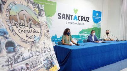 El Crossfast Race Cívico-Militar vuelve a Santa Cruz y con récord de participación