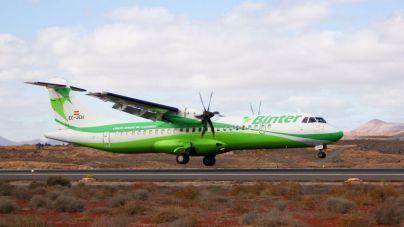 Binter retoma su operativa con La Gomera y Tenerife