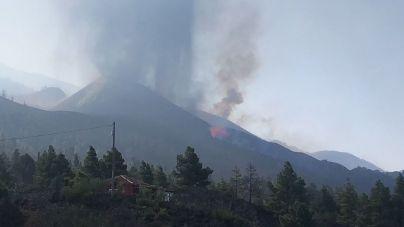 La erupción de La Palma cumple hoy una semana dejando casi 6.000 evacuados y más de 400 edificaciones dañadas