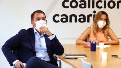 CC denuncia que el PSOE y AENA desprecian a Tenerife al no construir la nueva terminal del Aeropuerto del Sur