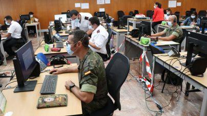 Se cumple un año de trabajo de las Unidades de Rastreadores Militares en las Islas