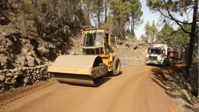 Acuerdo para facilitar el tránsito de los todoterrenos por las pistas forestales de Tenerife