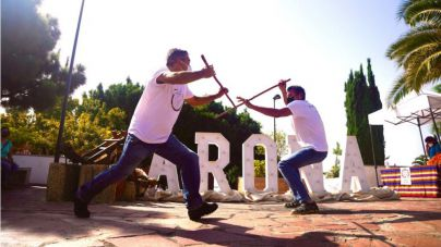 Las tradiciones reúnen a más de 300 personas en Arona