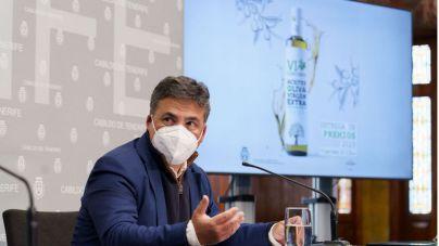 El Cabildo premiará a los mejores aceites de oliva virgen extra de Tenerife