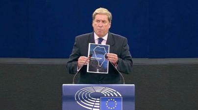 Gabriel Mato reclama a la UE que destine con urgencia fondos para reconstruir La Palma