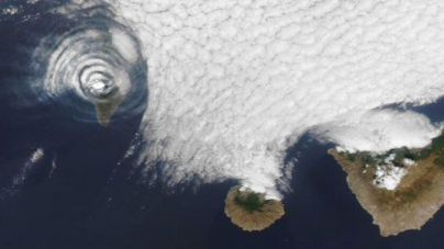 El MITECO ofrece información en tiempo real sobre la calidad del aire en La Palma