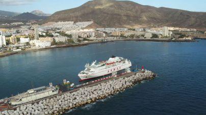 Naviera Armas refuerza La Palma con una doble rotación diaria