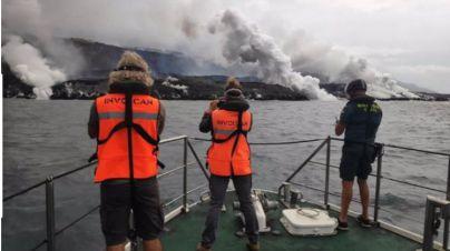 La alta tasa de emisión de SO2 descarta el fin de la erupción a corto o medio plazo