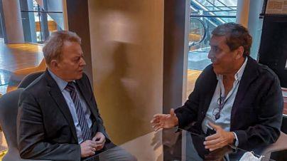 Gabriel Mato invita al comisario europeo de Agricultura a viajar a La Palma
