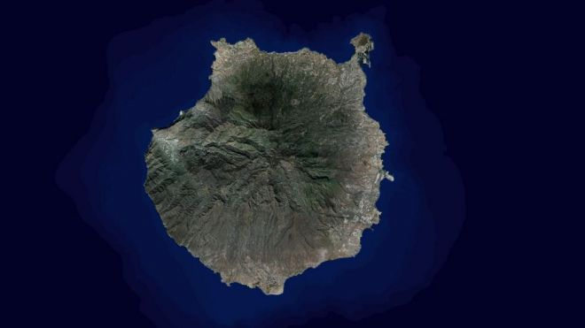 Grafcan actualiza el servicio de ortofotos de Gran Canaria con una nueva imagen aérea