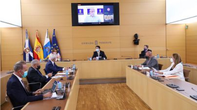 Los cabildos logran acuerdos con el Gobierno que permiten ingresar 27,3 millones adicionales para servicios públicos