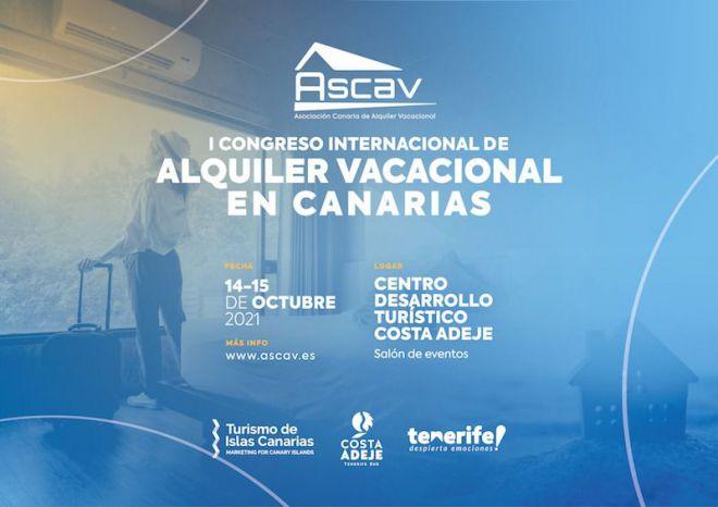 Adeje acoge el primer Congreso Internacional de Alquiler Vacacional