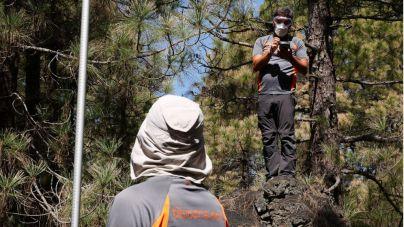 Las cabañas del Barranco de las Ovejas están siendo documentadas digitalmente de forma preventiva