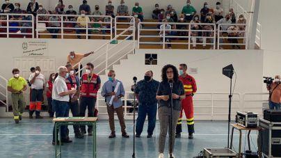 Cabildo y ayuntamientos informan sobre la actividad vulcanológica y lanzan un mensaje de tranquilidad