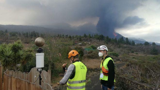 Detectan casi 35.000 terremotos en La Palma en un mes