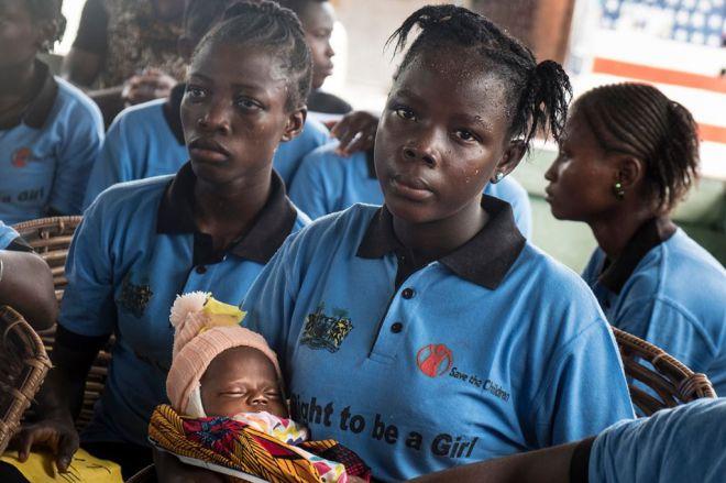 El matrimonio infantil mata cada día a más de 60 niñas