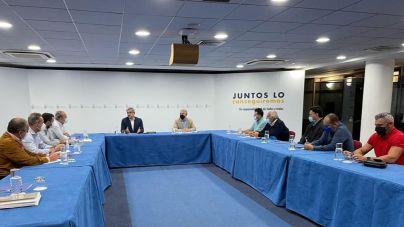 Román Rodríguez respalda al sector tomatero en su propuesta de reconversión