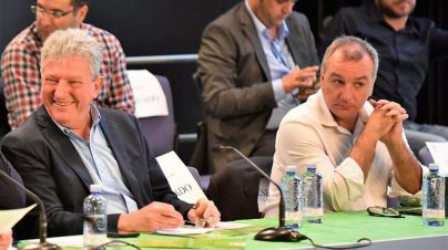 """NC promoverá una ley en el Congreso de """"solidaridad obligatoria"""" con los menores migrantes no acompañados"""
