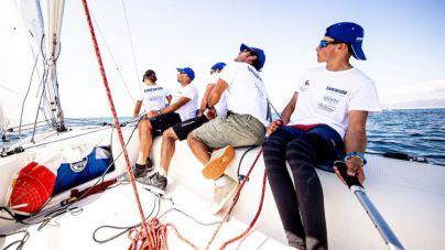 En el equipo de Lanzarote está formado por Gabriela Gil, David Martín, Pedro de León, Ricardo Terrades y  Alberto Morales