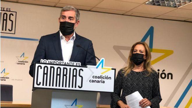 """Clavijo denuncia que los PGE """"vulneran el REF y empobrecen a Canarias"""""""