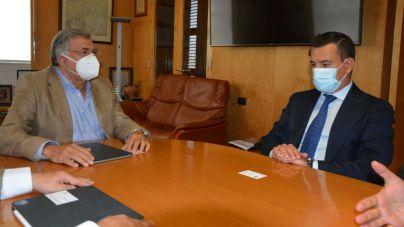 Grimaldi Lines ratifica su apuesta por Tenerife como plataforma de conexión marítima internacional
