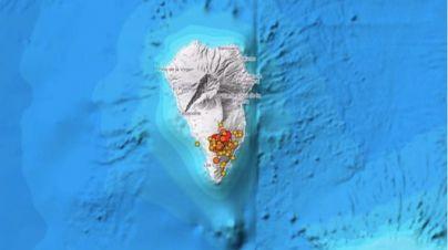 Dos terremotos de 4,5 y 4,6 hacen temblar La Palma durante la noche