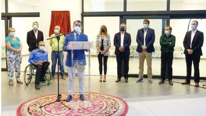 El centro cívico de Nuevo Obrero lleva desde hoy el nombre de Rosendo Alonso Reyes