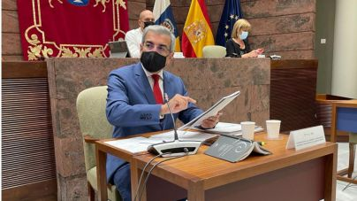 Rodríguez anuncia un registro único para eliminar papeleo y acelerar las ayudas por la erupción de La Palma