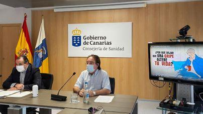 Presentada la campaña de vacunación contra la gripe que comenzará el 28 de octubre