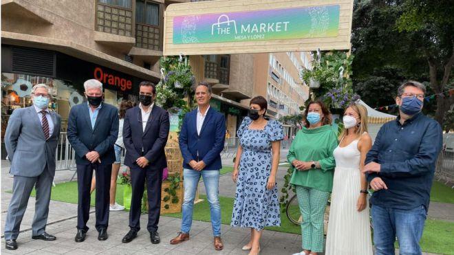 Gran Canaria Me Gusta toman la Rambla de Mesa y López para celebrar The Market