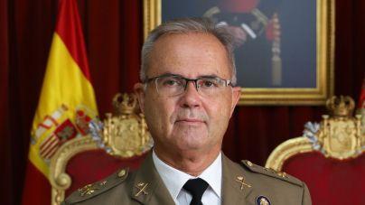 El general Alejandro Escámez Fernández es nombrado Jefe del Mando de Canarias